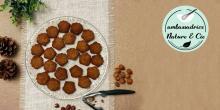 Recette des biscuits noisette sarrasin sans gluten et sans lait