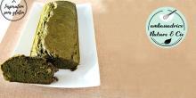 Recette du cake épinards et menthe sans gluten et sans lactose