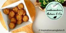 Recette des biscuits sésame vanille sans gluten et sans lactose