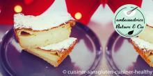 Recette du gâteau magique sans gluten