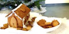 Recette de fêtes sans gluten : La maison en pain d'épices