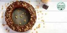 Recette de la brioche vanille, chocolat beurre de cacahuètes sans gluten