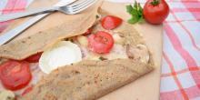 Recette des galettes de sarrasin sans gluten