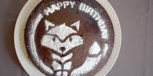 Recette gâteau au chocolat sans gluten d'anniversaire